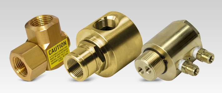 Brass swivels: the superior hose fitting