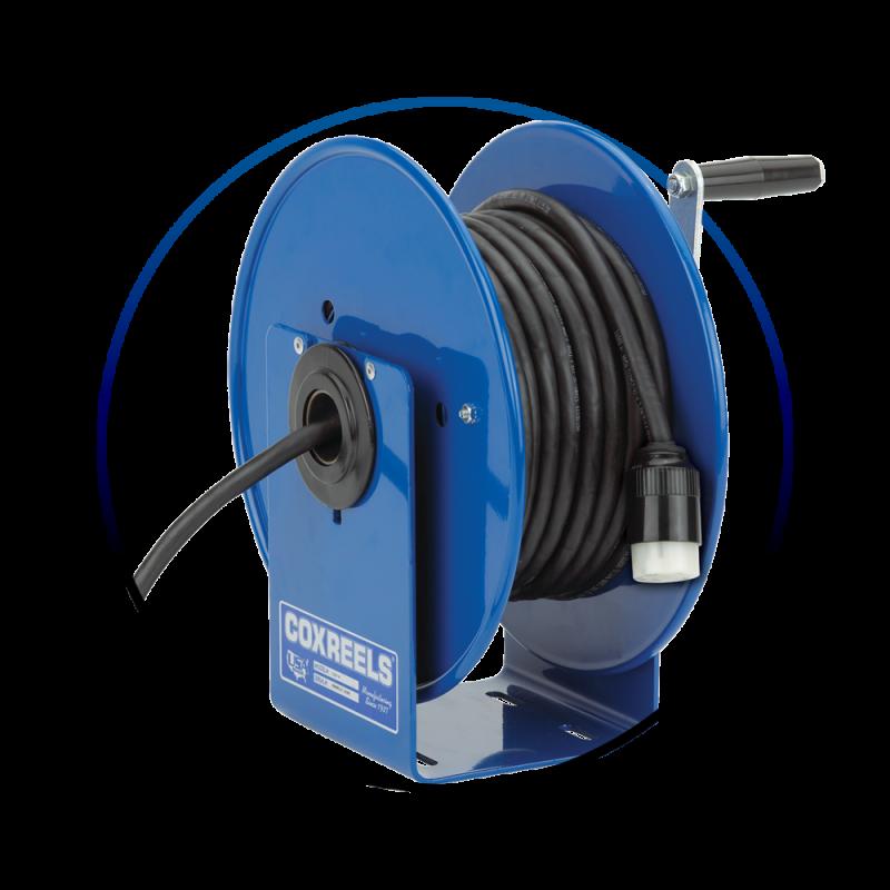 Products: Hand Crank Reels at Coxreels