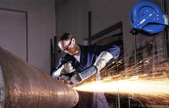 industrial coxreels application