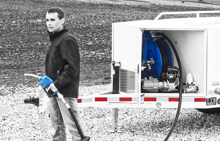 petroleum coxreels application