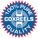 coxreels quality logo