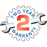 coxreels warranty logo