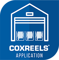 storage only reels application icon