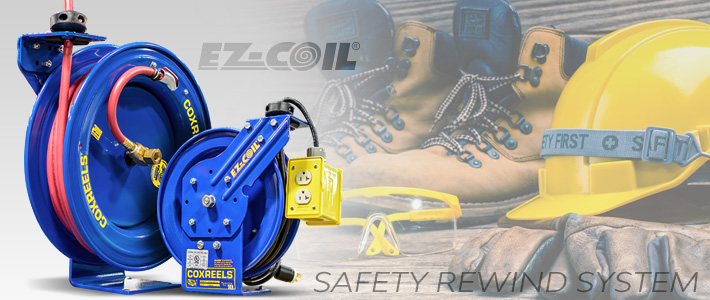 Hose Reel Safety: Are you protecting your people and equipment?