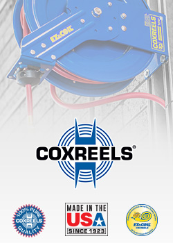 coxreels about banner blog