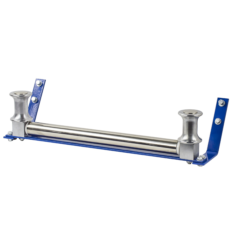 3-Way Bottom Roller Bracket