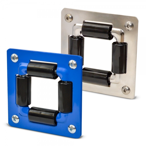 4-Way Roller Brackets for Cabinets
