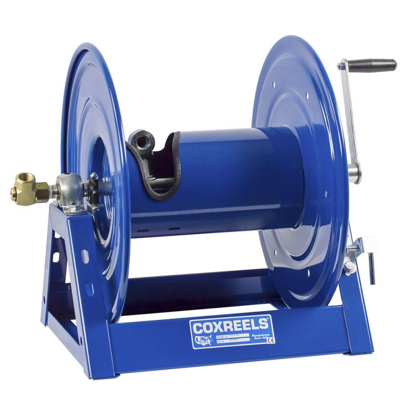 Model# 1125-4-200-E Coxreels Competitor Series Motorized Reel 1//2 Hose ID 200 Length